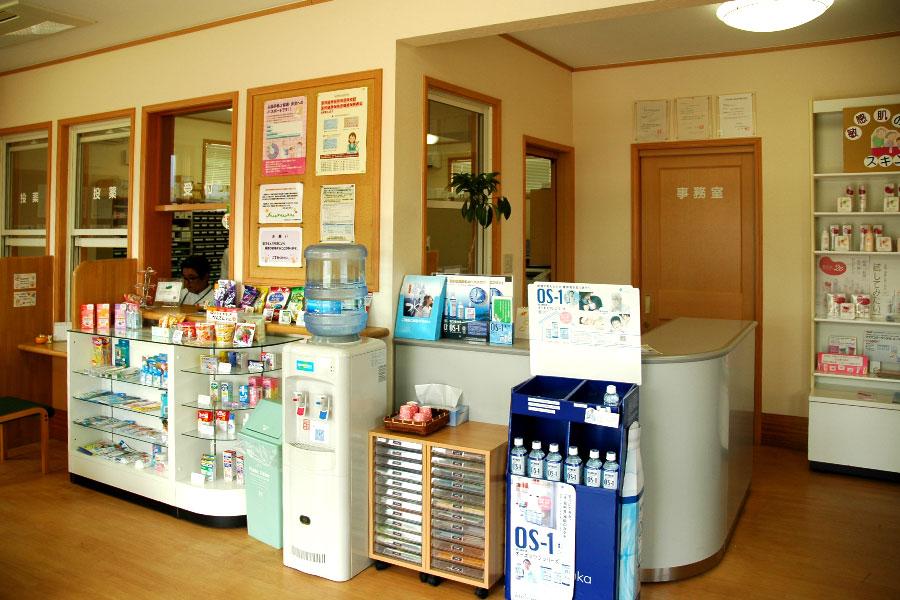 ビオス薬局・平川店